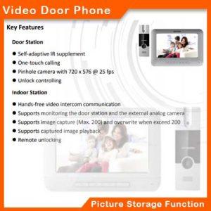 Hikvision DS-KIS204, DS-KIS204, video door phone price in nepal, video door phone in nepal, video door phone provider in nepal, hikvision video door phone, hikvision video door phone