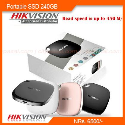Portable SSD 240GB