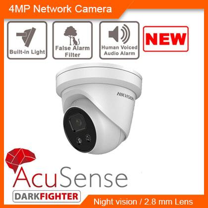 4 MP Network Camera