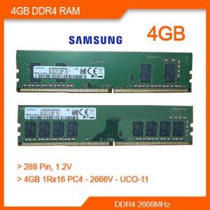 4gb ddr4 ram price in nepal, RAM price in nepal, ddr4 4gb desktop ram price in nepal, samsung DDR4 4gb ram price in nepal